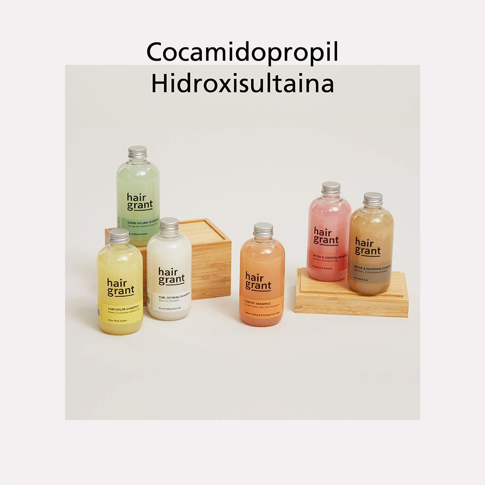 Cocamidopropil Hidroxisultaina